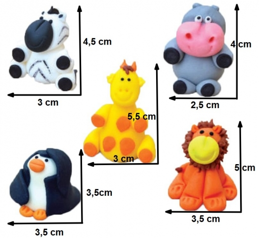 Dekoracje Tortów Figurki I Ozdoby Na Tort Dla Dzieci